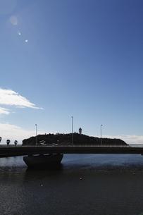 江ノ島の写真素材 [FYI04247747]