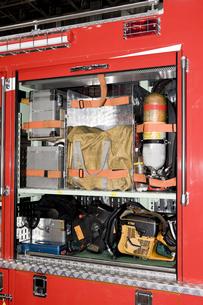 救助車の写真素材 [FYI04250237]