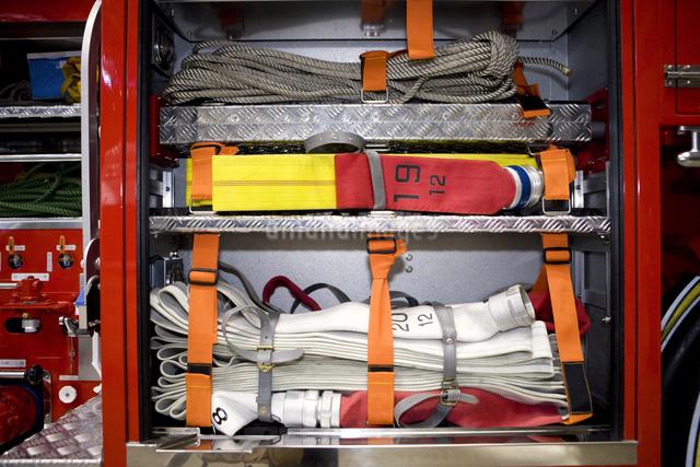 消防自動車の写真素材 [FYI04250242]