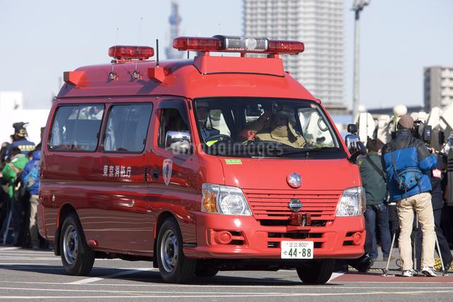 消防自動車の写真素材 [FYI04250248]