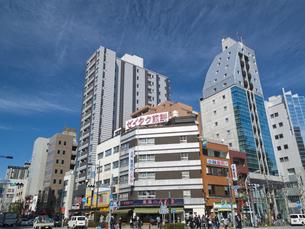 日本橋人形町の写真素材 [FYI04250632]