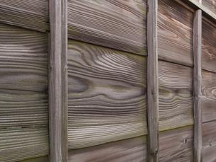 古い板塀の写真素材 [FYI04250653]