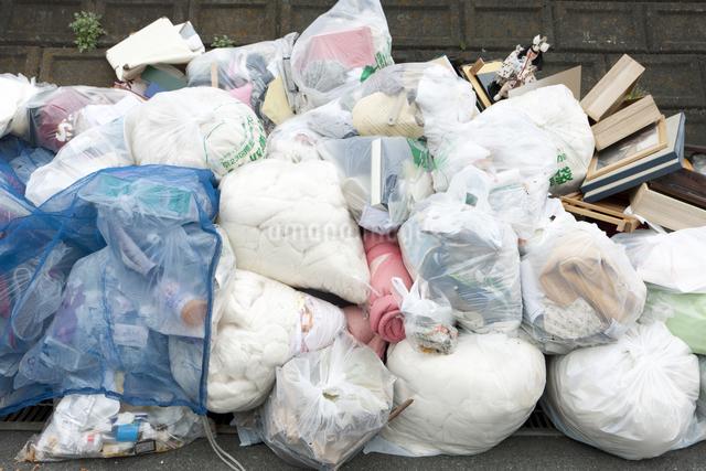 ゴミ集積所の写真素材 [FYI04250719]