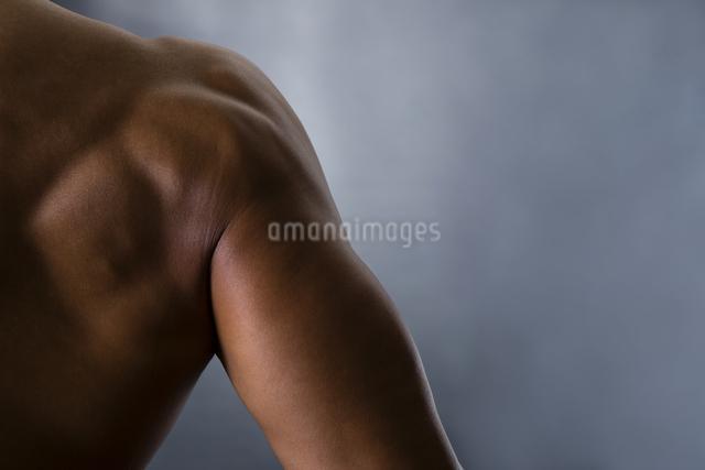 パワフルな男性の写真素材 [FYI04259787]