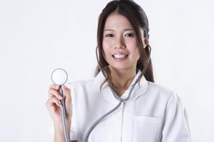 看護師の女性の写真素材 [FYI04261128]