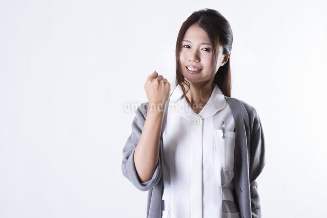 看護師の女性の写真素材 [FYI04261136]