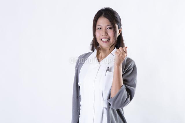看護師の女性の写真素材 [FYI04261137]