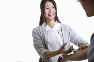 看護師の女性の写真素材 [FYI04261193]