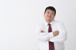 スーツを着た男性の写真素材 [FYI04261622]
