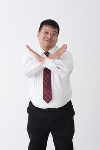スーツを着た男性の写真素材 [FYI04261628]