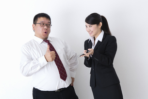 上司と部下の写真素材 [FYI04261767]