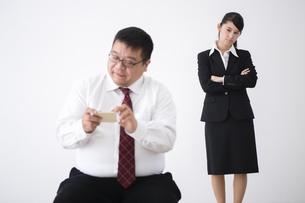 上司と部下の写真素材 [FYI04261813]