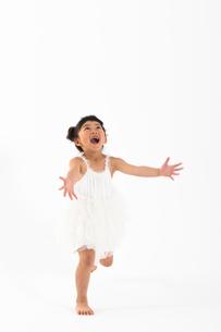 女の子のポートレートの写真素材 [FYI04268963]