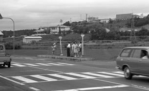 日本、兵庫県、明石市、舞子公園、山陽道、国道2号線、舞子、孫文記念館、昭和、昭和47年8月、昭和の記録、の写真素材 [FYI04270254]