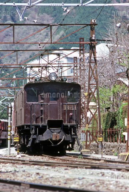 ED16 4号機関車の写真素材 [FYI04270314]