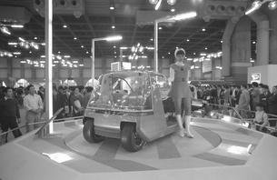 東京モーターショーの写真素材 [FYI04270327]