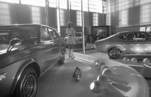 東京モーターショーの写真素材 [FYI04270329]