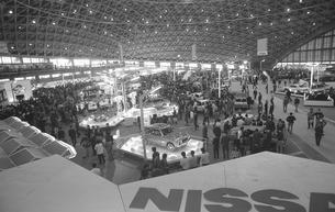 東京モーターショーの写真素材 [FYI04270330]