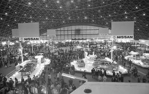東京モーターショーの写真素材 [FYI04270331]