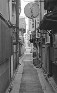 大阪・梅田にての写真素材 [FYI04270355]