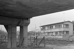 開業まじかの武蔵野線沿線の写真素材 [FYI04270377]
