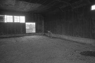 開業した武蔵野線沿線の町 吉川町にての写真素材 [FYI04270379]