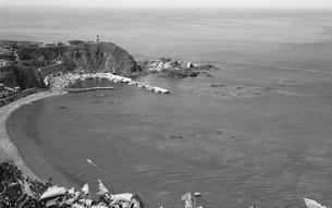 松前半島の海の写真素材 [FYI04270531]