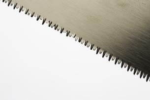 鋸刃の写真素材 [FYI04271647]
