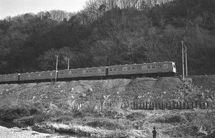 鉄道 私鉄・京王電鉄高尾線の写真素材 [FYI04271946]