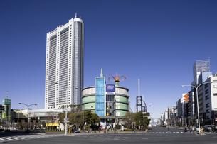 東京ドームホテルと後楽園の写真素材 [FYI04272880]