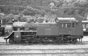 鉄道 私鉄・大井川鉄道C12形蒸気機関車の写真素材 [FYI04273156]
