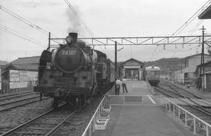 鉄道 私鉄・大井川鉄道C11形蒸気機関車の写真素材 [FYI04273159]
