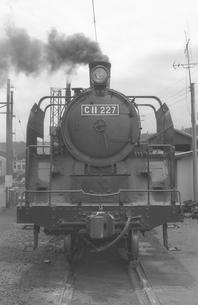鉄道 私鉄・大井川鉄道C11形蒸気機関車の写真素材 [FYI04273163]