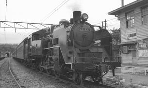 鉄道 私鉄・大井川鉄道C11形蒸気機関車の写真素材 [FYI04273164]