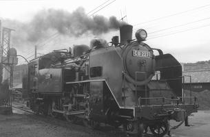 鉄道 私鉄・大井川鉄道C11形蒸気機関車の写真素材 [FYI04273167]