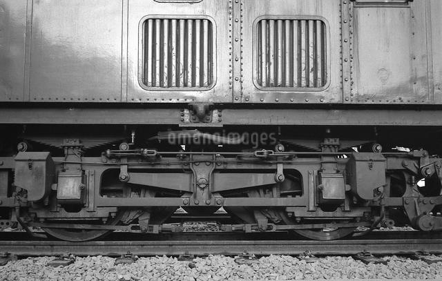 鉄道 国鉄・青梅線ED16 18号電気機関車の写真素材 [FYI04273312]
