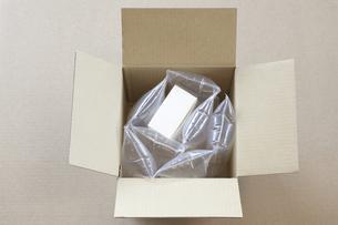 梱包緩衝材の写真素材 [FYI04274056]
