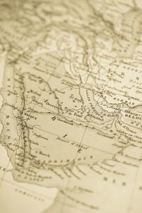 古地図の写真素材 [FYI04274356]