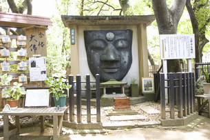 上野大仏の写真素材 [FYI04274390]