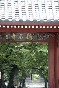 称名寺の写真素材 [FYI04275288]
