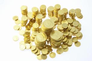 金貨の写真素材 [FYI04276447]