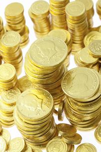 金貨の写真素材 [FYI04276455]