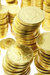金貨の写真素材 [FYI04276457]