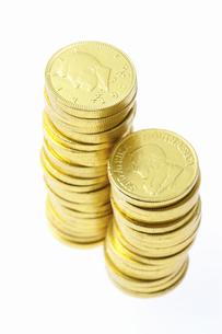 金貨の写真素材 [FYI04276459]