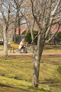 公園風景のイラスト素材 [FYI04278700]