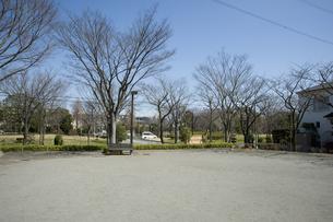 松葉第二近隣公園のイラスト素材 [FYI04278702]