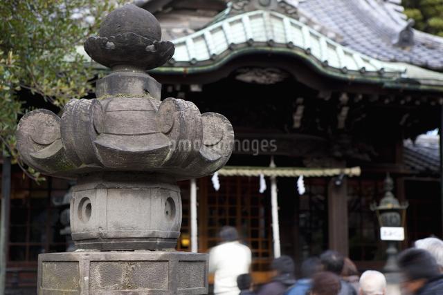 三囲神社のイラスト素材 [FYI04279102]