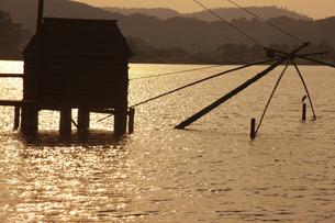 東郷湖の写真素材 [FYI04279530]