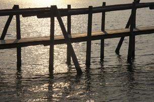 東郷湖の写真素材 [FYI04279533]
