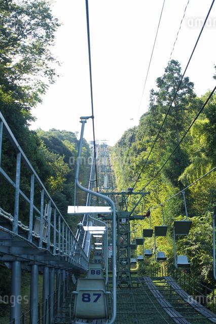天橋立のリフトの写真素材 [FYI04279774]